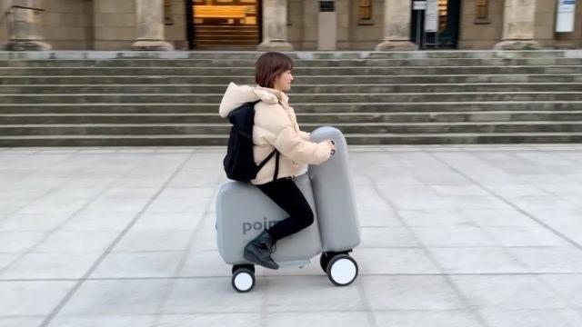 Poimo-Foldable and Portable bike